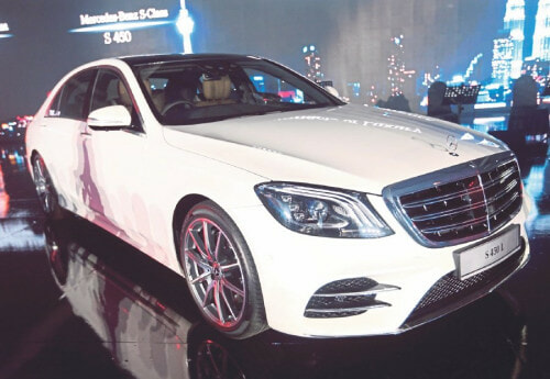 Kelantan Deputy MB Defends Their Mercedes Fleet, Saying It Is To Display The Greatness Of The Leader - WORLD OF BUZZ 1