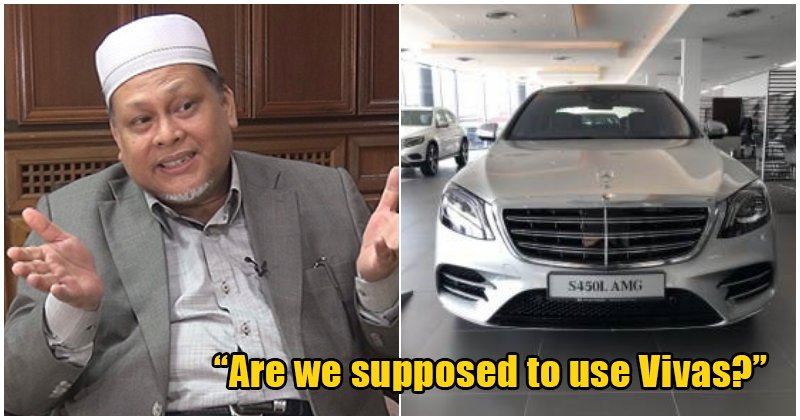 Kelantan Deputy MB Defends Their Mercedes Fleet, Saying It Is To Display The Greatness Of The Leader - WORLD OF BUZZ 4