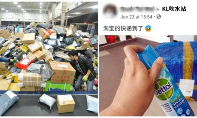 Malaysian Doctor: Don't Worry, Getting Coronavirus From Your Taobao Parcels Is Low - WORLD OF BUZZ