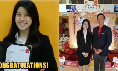 Malaysian Girl Crowned World No. 1 for Having Top Score in The ACCA Examination - WORLD OF BUZZ 3