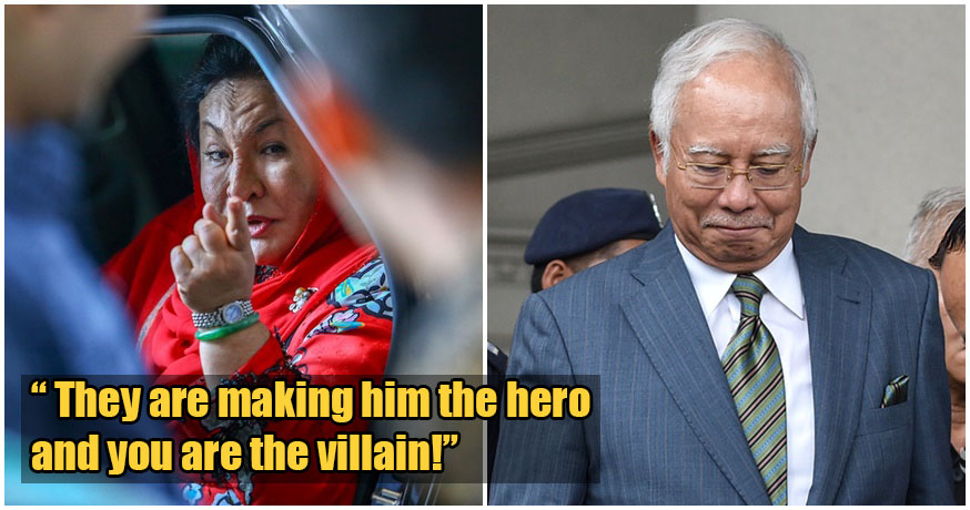 """Many People Will Get Hurt"" Says Najib In Phone Recordings Released By MACC - WORLD OF BUZZ"