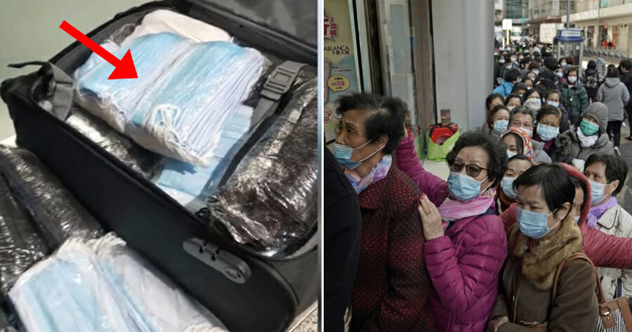 Sichuan Woman Buys 5,800 Masks From Nepal - World Of Buzz