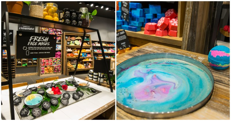 Meet: LUSH Director, Harvinder Harchand, Following Their Second Store Launch in Sunway Pyramid - WORLD OF BUZZ