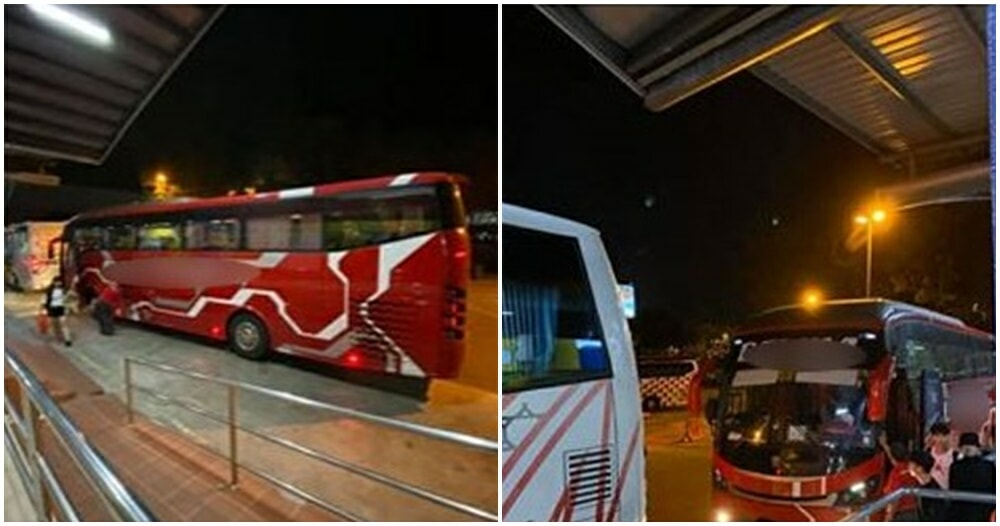 M'sian Bus Driver Falls Asleep & Nearly Collides With 4 Vehicles, Netizen Advises Passengers To Be Alert - WORLD OF BUZZ