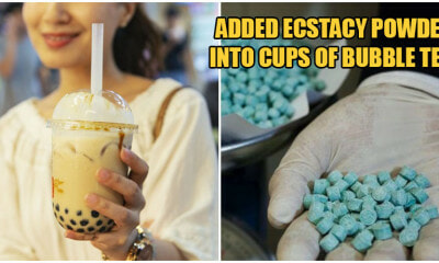M'sian Drug Dealers Mix Ecstasy With Bubble Tea For The Ultimate Addictive Beverage - WORLD OF BUZZ 6