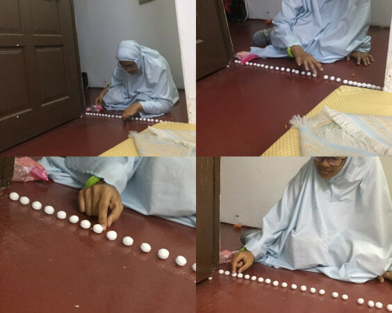 M'sian Girl Lines Up Mothballs to Prevent Cockroaches From Entering Her Room, Netizens Are Entertained - WORLD OF BUZZ 7