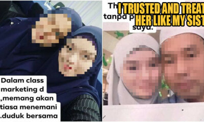 "M'sian Man Cheated On Wife's ""Sister"" - WORLD OF BUZZ"