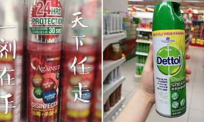 M'sian Pharmacist Recommends 2 Sprays That Can Help Kill Influenza A Virus At Home - World Of Buzz 2