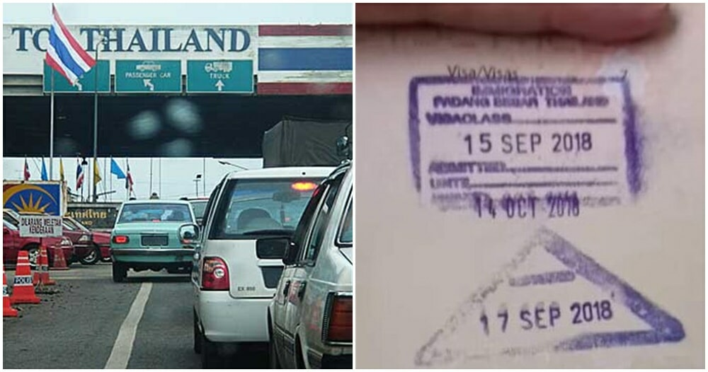 M'sians Forced To Pay RM1,000 To Thai Customs For Not Travelling With Old Passports - WORLD OF BUZZ 3