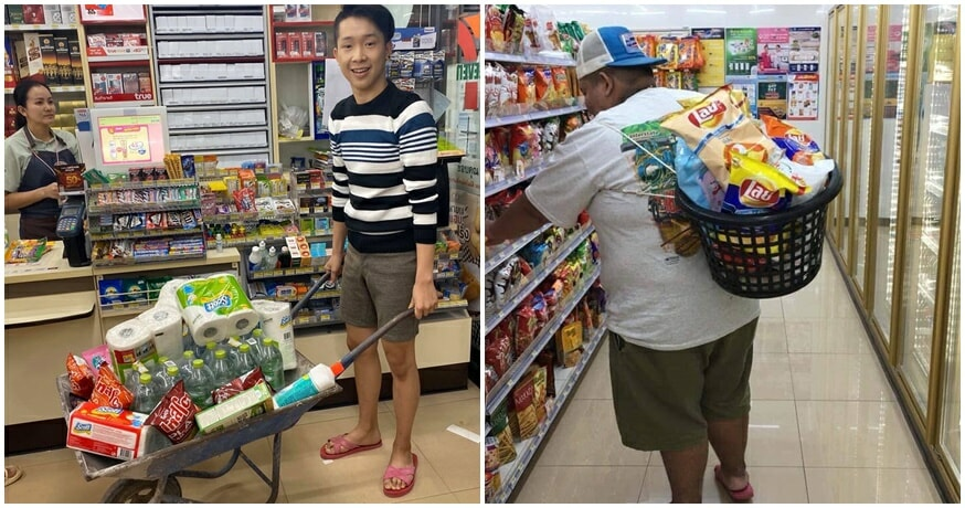 Photos: People Are Finding New, Creative Ways To Deal With Ban On Plastic Bags - WORLD OF BUZZ