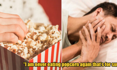 41yo Had to Get Open Heart Surgery After Trying to Get Stuck Popcorn Out of Teeth With Sharp Objects - WORLD OF BUZZ