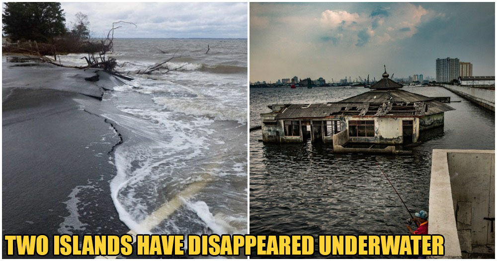 Sea Level Rises, Sinking 2 Islands In Indonesia & 4 More Are Likely To Vanish - World Of Buzz 4