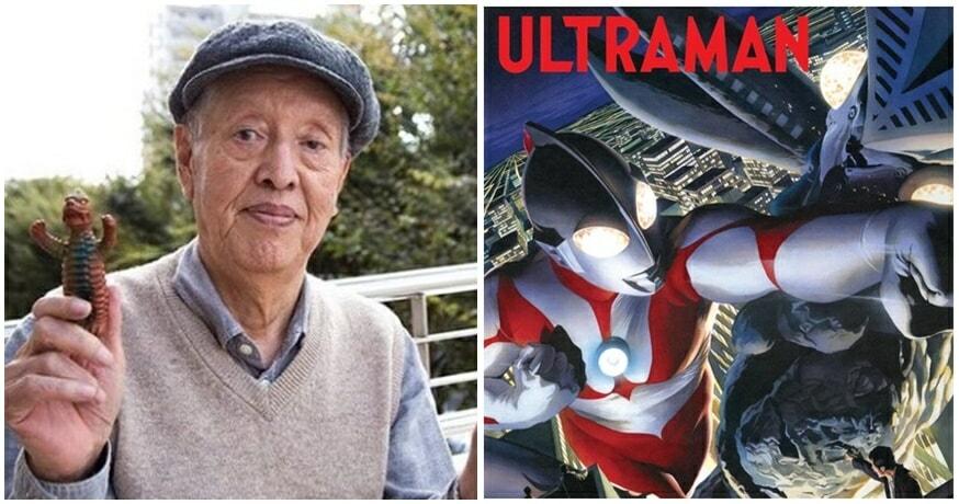 Shozo Uehara, Beloved Ultraman Writer & Legend, Has Passed Away At 82-Years-Old - World Of Buzz