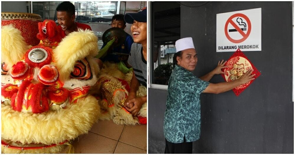 S'wakian Malay Restaurant Proudly Showcases Cny Decor, Celebrates With Chinese Customers - World Of Buzz 1