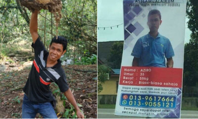 Terengganu Man Creates Banners To Advertise Himself So That He Could Find A Wife - WORLD OF BUZZ 3