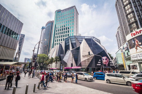 [TEST] M'sians Were SHOCKED to Find Motorcycle Group Occupying Bukit Bintang But Got a Pleasant Surprise Instead - WORLD OF BUZZ 4