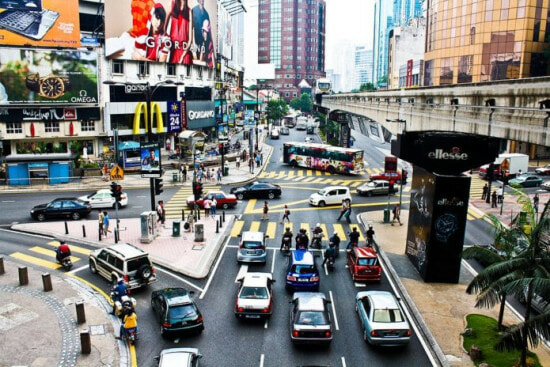 [TEST] M'sians Were SHOCKED to Find Motorcycle Group Occupying Bukit Bintang But Got a Pleasant Surprise Instead - WORLD OF BUZZ 5