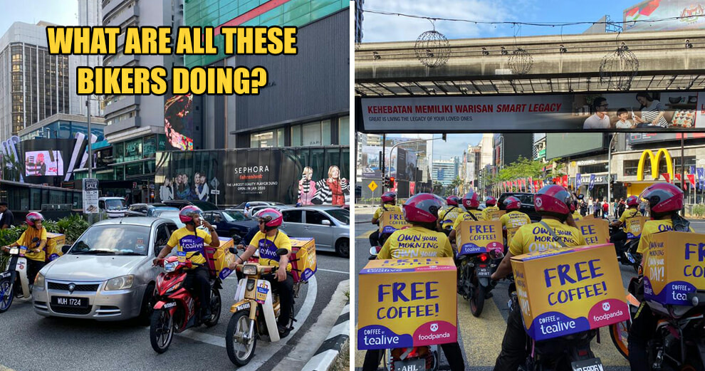 [TEST] M'sians Were Shocked to Find Motorcycle Group Occupying Pavilion KL But Got a Pleasant Surprise Instead - WORLD OF BUZZ 11