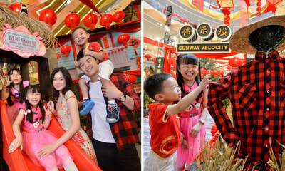 [Test] This Kl Mall Will Be Transformed Into A Golden Paddy Field With Exciting Activities & More This Cny! - World Of Buzz 20
