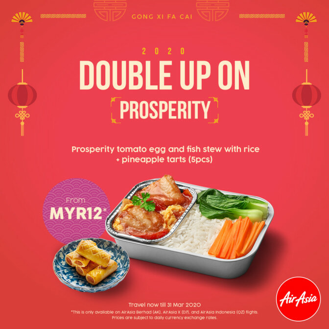 [TEST] We Sent CNY Greetings to AirAsia & Got Freebies & Flight Offers in Return! Here's How - WORLD OF BUZZ 12