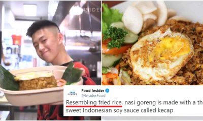 US Food Blog Just Said Nasi Goreng 'Resembles' Fried Rice & Southeast Asians Are Confused AF - WORLD OF BUZZ