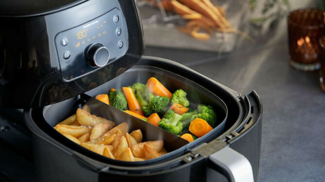 Warning: Food Cooked In 40% Of Air-Fryers May Contain High Levels Of Cancer-Causing Agents - WORLD OF BUZZ