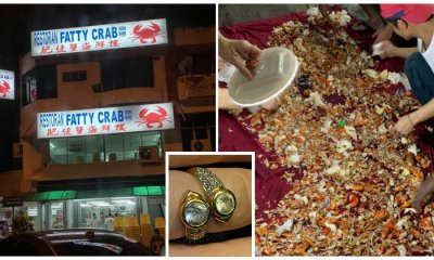 Woman Loses Valuable Ring At Fatty Crab, Workers Finds It After Going Through Rubbish Bin - WORLD OF BUZZ