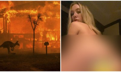 Women Are Selling Naked Pictures Of Themselves To Raise Money To Aid Australia's Bush Fire Relief - WORLD OF BUZZ