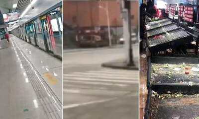 Wuhan Has Turned Into a Ghost Town After City Put Into Lock Down, Residents Crying for Help - WORLD OF BUZZ 5