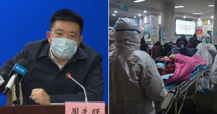 Wuhan Mayor Admits They Hid Information About Coronavirus, 5 Million Left Before Lock Down - WORLD OF BUZZ 2