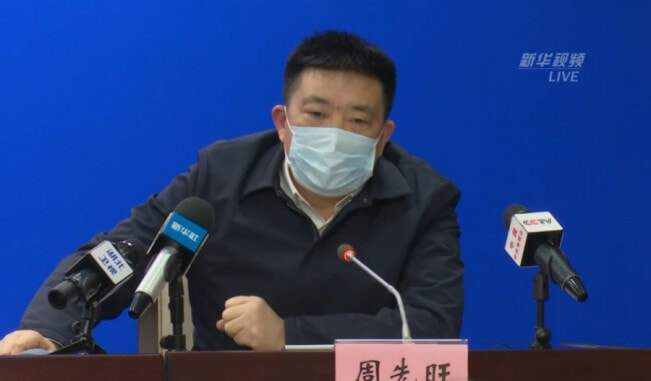 Wuhan Mayor Admits They Hid Information About Coronavirus, Netizens Angered - WORLD OF BUZZ