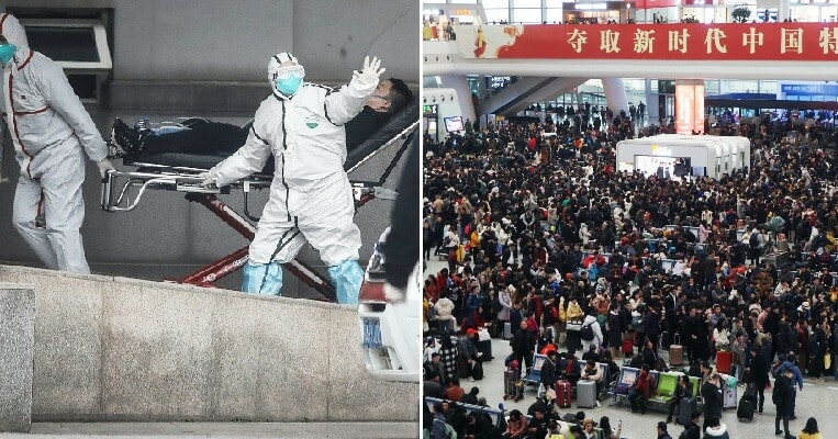 Wuhan Virus: 224 Cases Reported, Human-To-Human Transmission Confirmed As Billions Travel For Cny - World Of Buzz 4