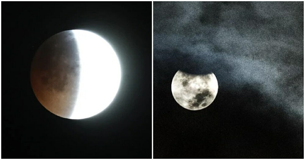 You Can Watch The 1st Penumbral Lunar Eclipse Of 2020 Alongside A Full Moon On 11th January! - WORLD OF BUZZ 5