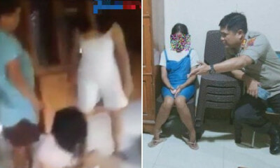 17yo Girl Mercilessly Kicks Mother's Head Because She Was Late Preparing Clothes For Her - WORLD OF BUZZ 2