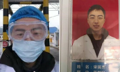 28yo Medical Staff Collapses & Dies After Fighting Wuhan Virus for 10 Days Straight - WORLD OF BUZZ