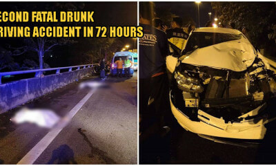 47yo Penang Drunk Driver Kills 2 Young Men, Second Fatal Drunk Accident In The State Within 72 Hours - WORLD OF BUZZ