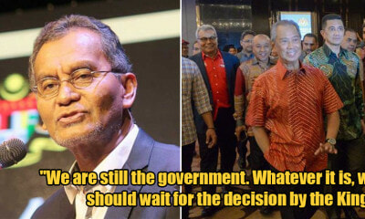 """Pakatan Harapan Is Still The Government of The Day,"" Dzulkefly Says - WORLD OF BUZZ"