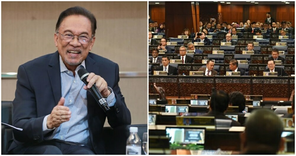 Anwar Believed To Receive The Most Support Among MPs, PH Wants Him To Meet Agong To Prove It - WORLD OF BUZZ 2