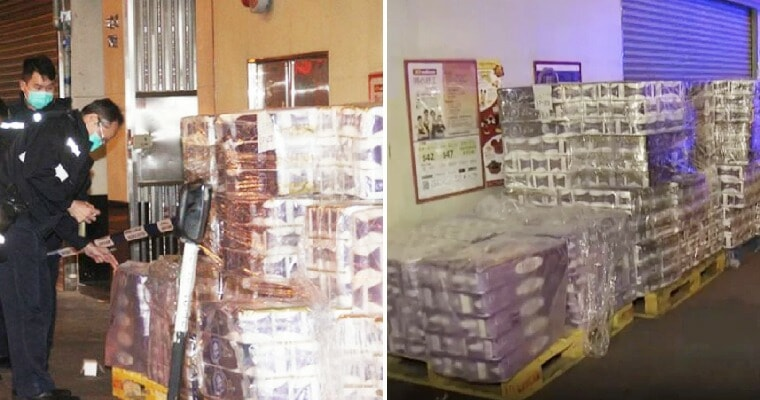 Armed Robbers Steal 600 Toilet Rolls Worth Over RM500 Amidst Coronavirus Panic - WORLD OF BUZZ 3