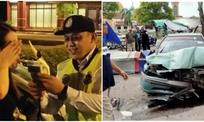 Bukit Aman: Ops Mabuk Will Be Held Daily As Drastic Measure To Curb Drunk Drivers - WORLD OF BUZZ