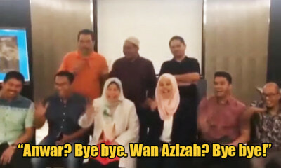 Watch: Zuraida Waves BPKR, Anwar & Wan Azizah in Mockery Video - WORLD OF BUZZ