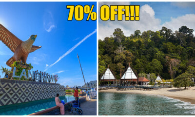 Corona, for better or for worse: Hotels in Langkawi up to 70% off! - WORLD OF BUZZ 5
