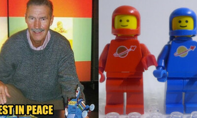 Creator of Lego Minifigure, Jens Nygaard Knudsen Passed Away at 78 - WORLD OF BUZZ 5