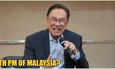 Datuk Seri Anwar Ibrahim Rumoured to be the 8th PM of Malaysia Starting 25 February 2020 - WORLD OF BUZZ
