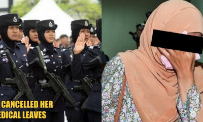 Depressed Selangor Policewoman Accused Her Superior of Mental and Physical Abuse - WORLD OF BUZZ 4