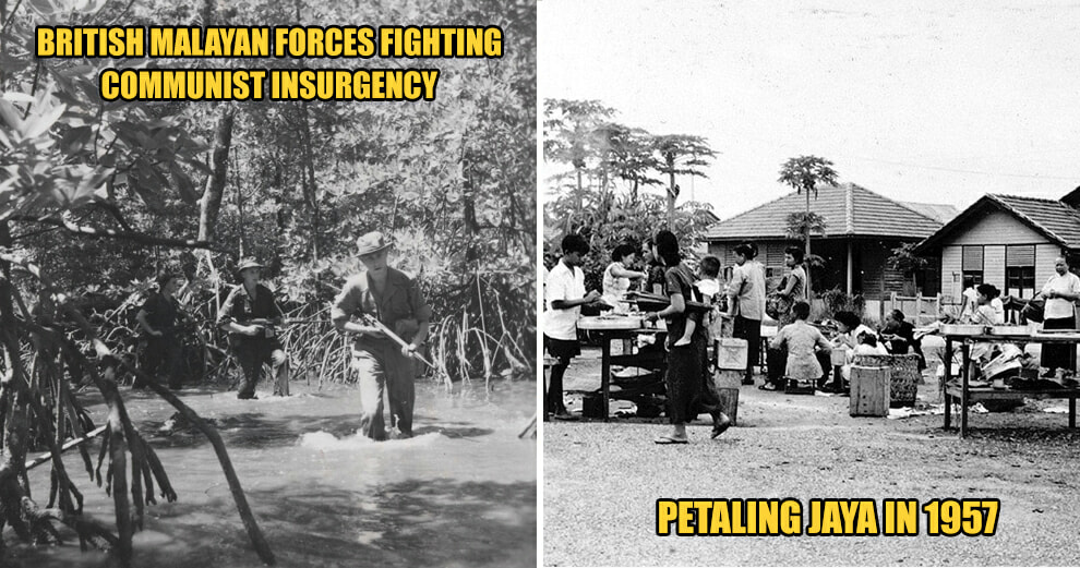 Did You Know That Petaling Jaya Was Actually Founded to Counter Communist Insurgency in M'sia? - WORLD OF BUZZ