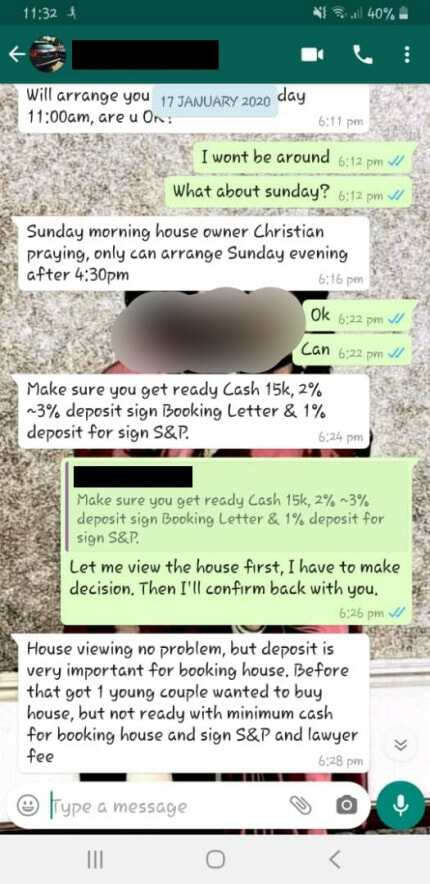 """Difficult To Deal With Indian Buyers,"" Property Agent Tells M'sian Lady Wanting To View House - WORLD OF BUZZ 1"