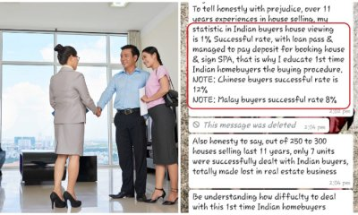"""Difficult To Deal With Indian Buyers,"" Property Agent Tells M'sian Lady Wanting To View House - WORLD OF BUZZ"