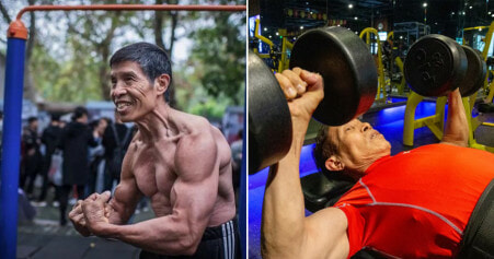 72yo Bodybuilder From Wuhan Dies From Coronavirus a Few Days After - WORLD OF BUZZ