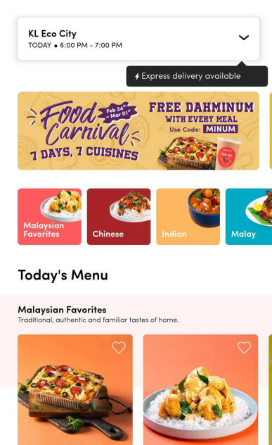 For A Limited Time Only, dahmakan Is Having This CRAZY RM12 Promo That Even Comes With A FREE Drink! - WORLD OF BUZZ 2